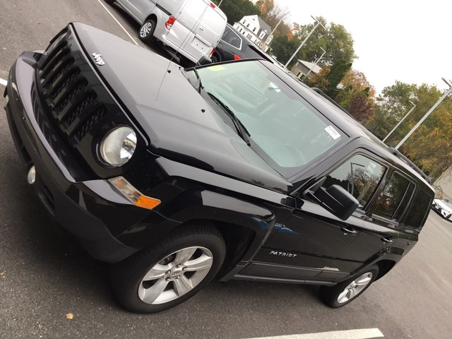 Pre-Owned 2014 Jeep Patriot 4WD Latitude