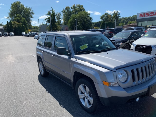 Pre-Owned 2016 Jeep Patriot 4WD Latitude