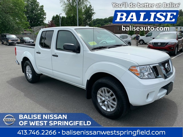 Pre-Owned 2017 Nissan Frontier AWD SV V6