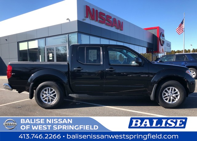 Pre-Owned 2016 Nissan Frontier 4WD Crew Cab SV