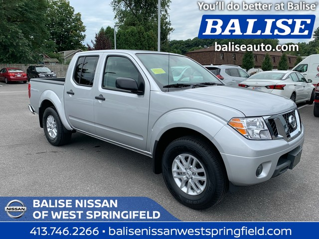 Pre-Owned 2019 Nissan Frontier 4WD SV Crew Cab