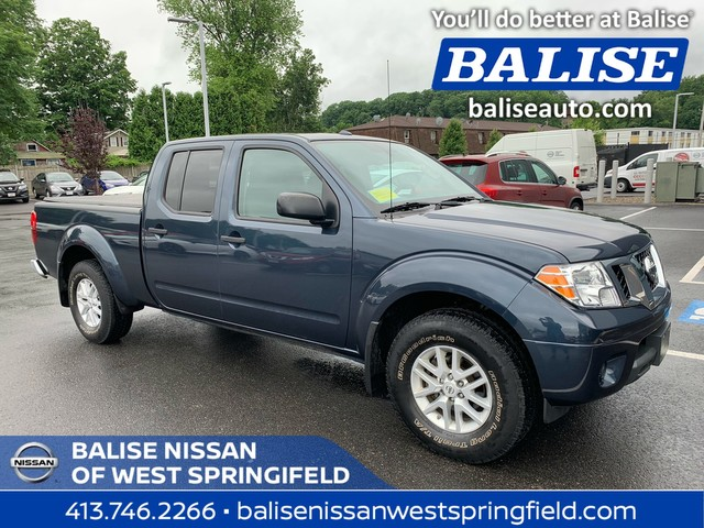 Pre-Owned 2016 Nissan Frontier 4WD Crew Cab SV Long Bed
