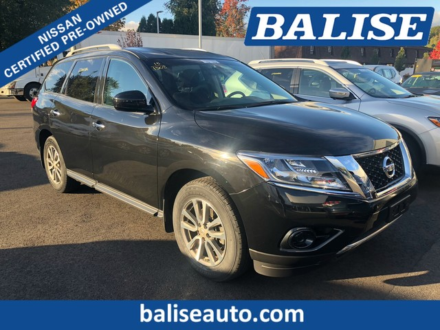 Certified Pre-Owned 2015 Nissan Pathfinder AWD S
