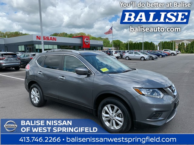 Pre Owned 2016 Nissan Rogue Awd Sv With Moonroof
