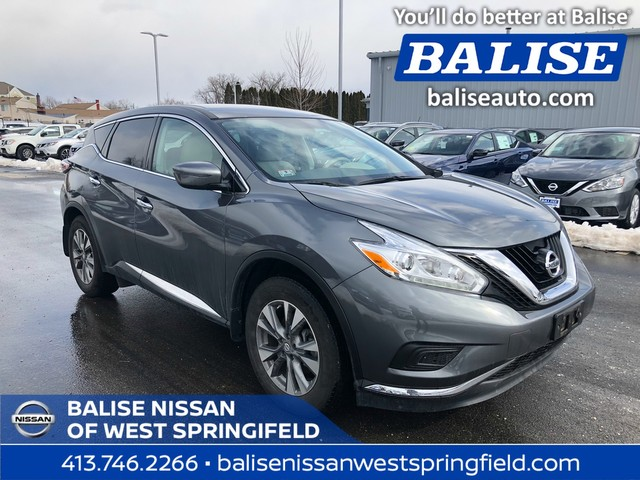 Pre-Owned 2016 Nissan Murano AWD S With Navigation