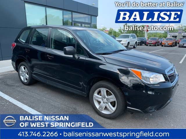 Pre-Owned 2016 Subaru Forester AWD 2.5i 5-Speed