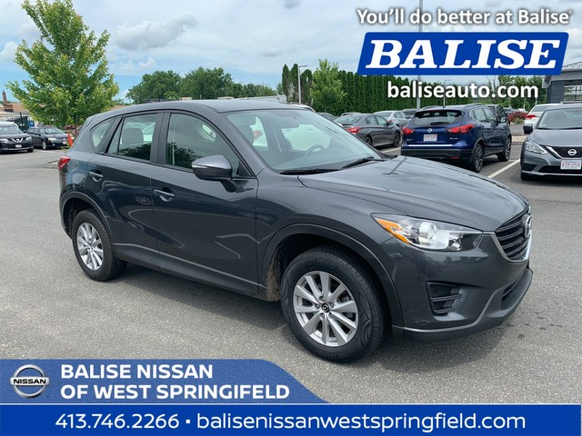 Pre-Owned 2016 Mazda CX-5 AWD Sport
