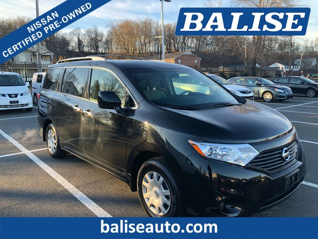 Certified Pre-Owned 2015 Nissan Quest S