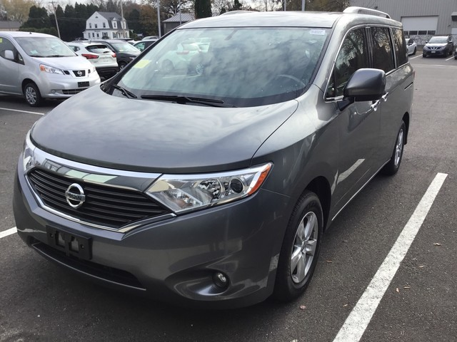 Pre-Owned 2015 Nissan Quest SV With Leather