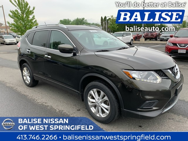 Pre-Owned 2016 Nissan Rogue AWD SV