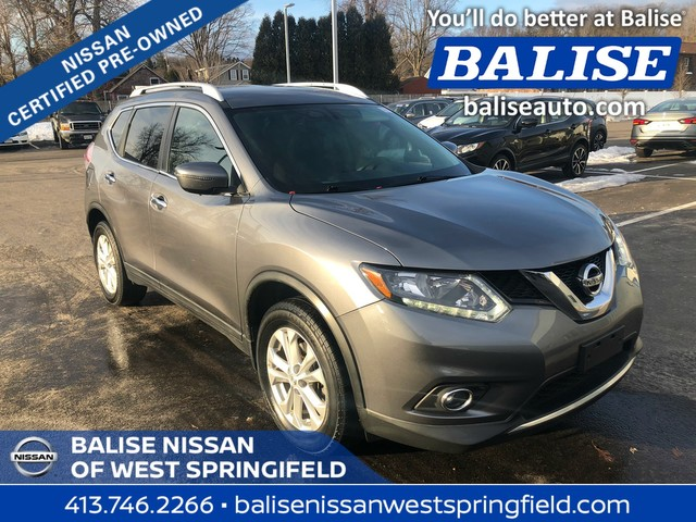 Certified Pre-Owned 2016 Nissan Rogue AWD SV