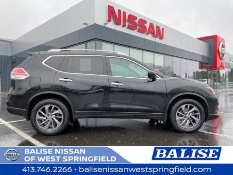 Pre-Owned 2016 Nissan Rogue AWD SL With Moonroof