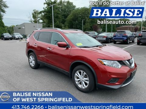 Pre-Owned 2016 Nissan Rogue AWD SV With Sunroof