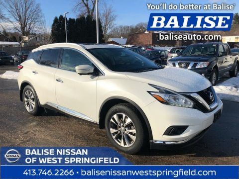 Pre-Owned 2015 Nissan Murano AWD SL With Navigation