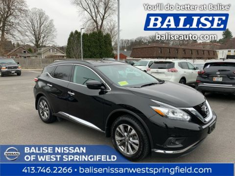 Pre-Owned 2015 Nissan Murano AWD SV With Navigation