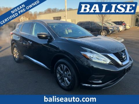 Certified Pre-Owned 2015 Nissan Murano AWD S With Navigation