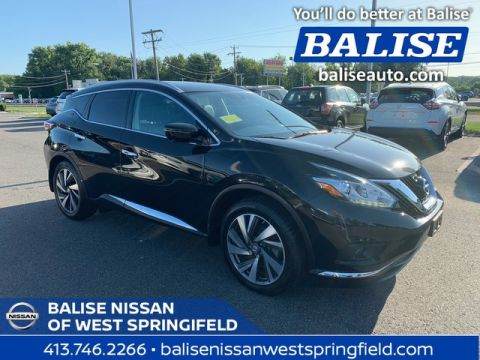 Pre-Owned 2015 Nissan Murano AWD Platinum With Navigation