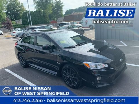 Pre-Owned 2018 Subaru WRX Premium With Sunroof