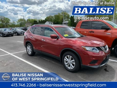 Pre-Owned 2016 Nissan Rogue SV With Navigation