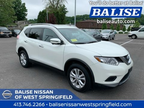 Pre-Owned 2016 Nissan Rogue AWD SV With Navigation