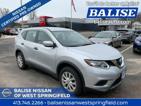 Certified Pre-Owned 2016 Nissan Rogue AWD S